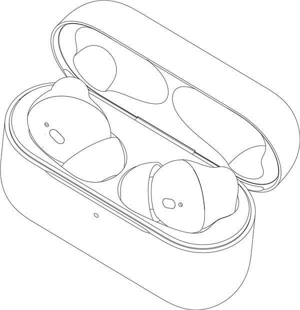 Meizu POP Pro active noise reduction headphones