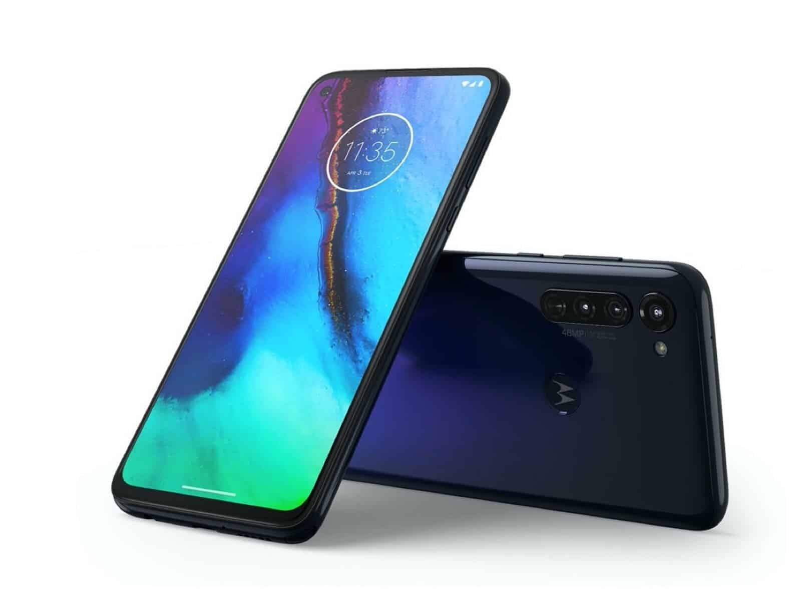 Motorola One Action, One Vision & One Hyper Android 11 update soak test