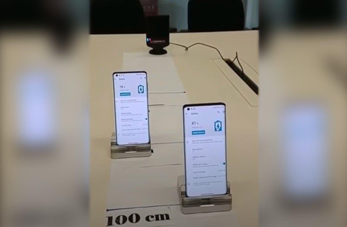 Motorola air charging