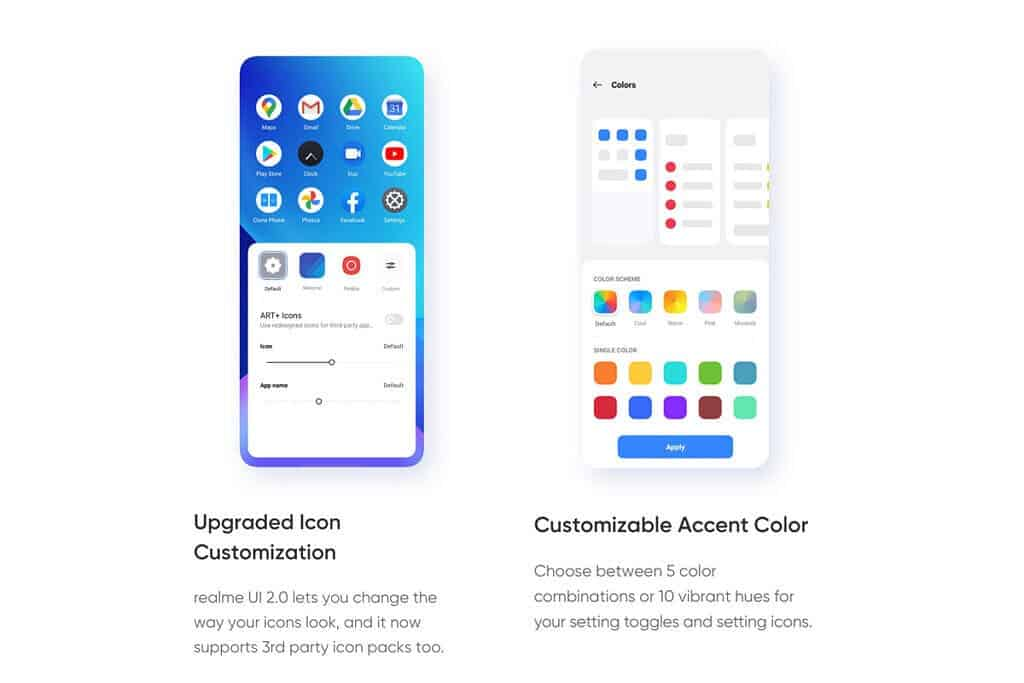 Realme UI 2.0 (Android 11)