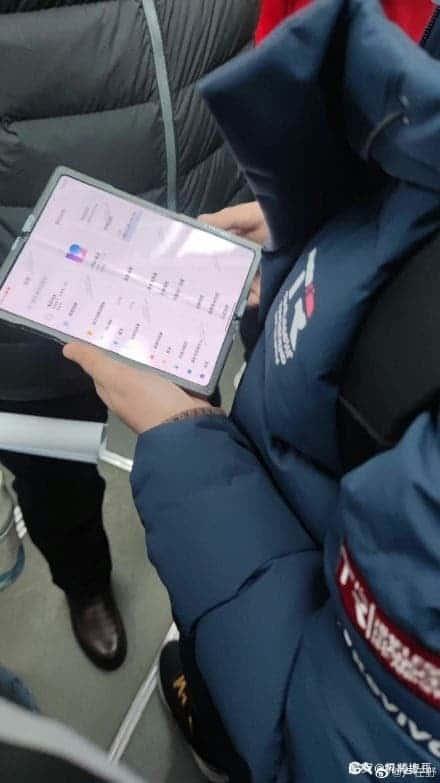 Xiaomi folding screen smartphones