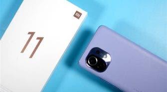 Xiaomi Mi 11 flaghship smartphones