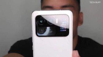 Xiaomi Mi 11 ultra flagship phones