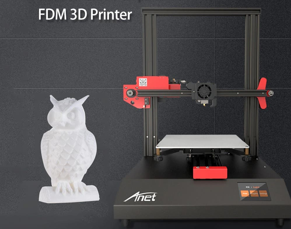 powerful 3D printer