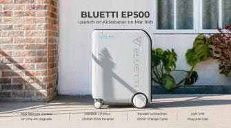 BLUETTI EP500