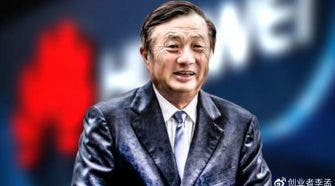 Huawei market share