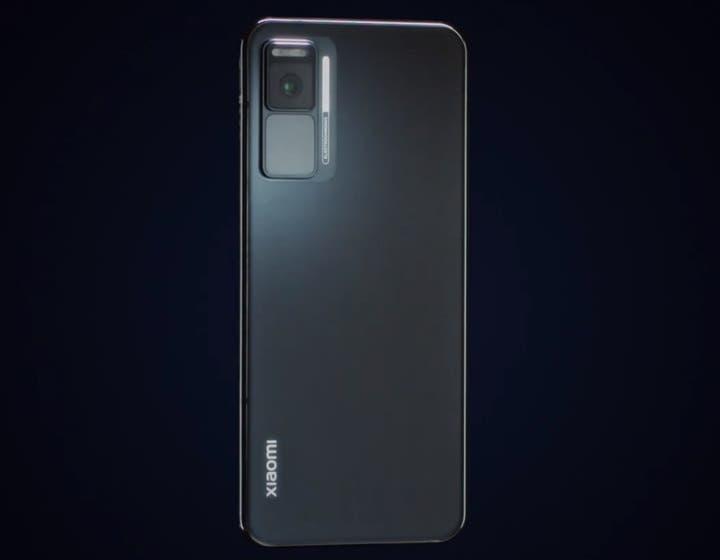 Xiaomi siqu quad-curved concept phone