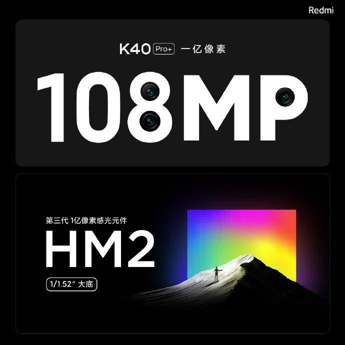 Redmi K40 Pro Plus