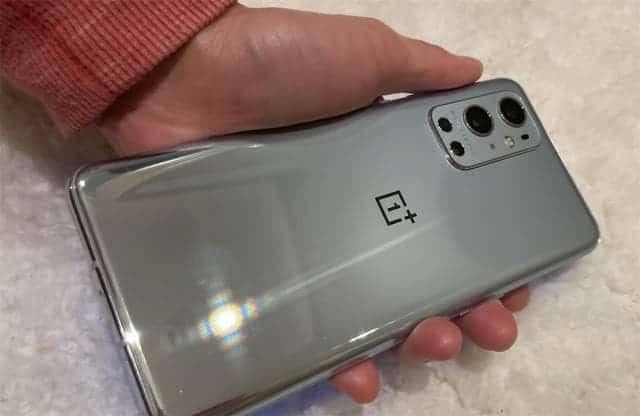 OnePlus 9 Pro flagship phones