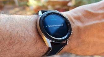 Galaxy Watch Tizen OS