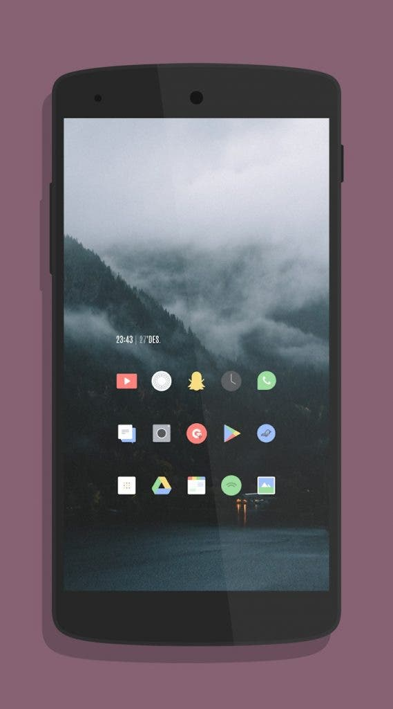delta icon pack best free Android app