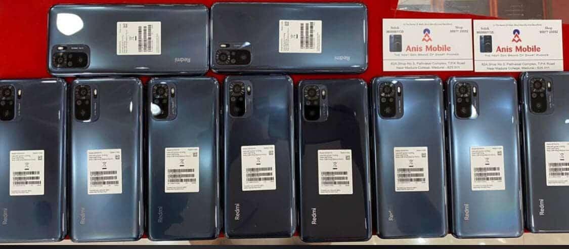 Redmi Note 10 Hands-On Video Leaked: No In-display Fingerprint Scanner?