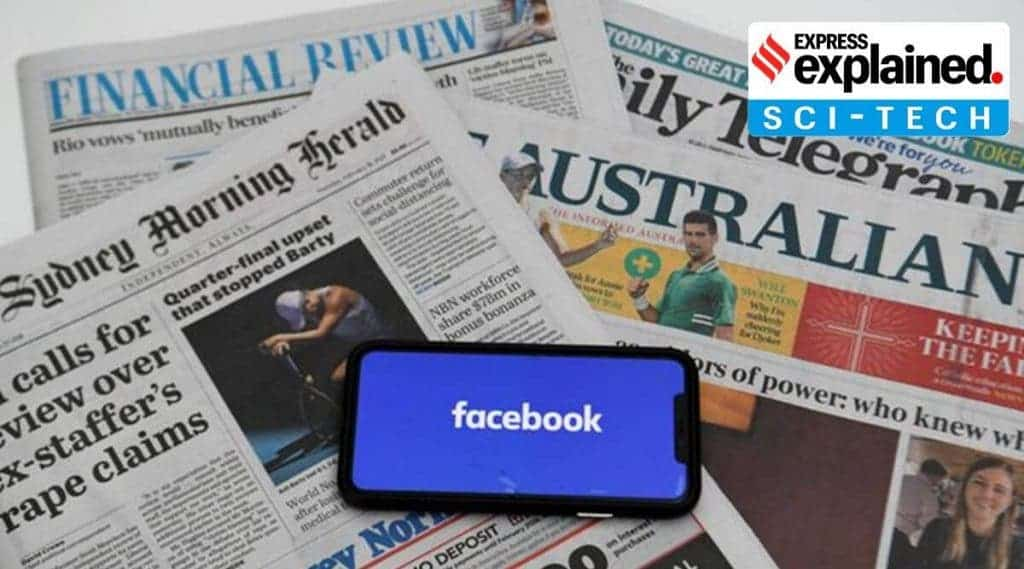 In surprise move, Facebook blocks news access in Australia