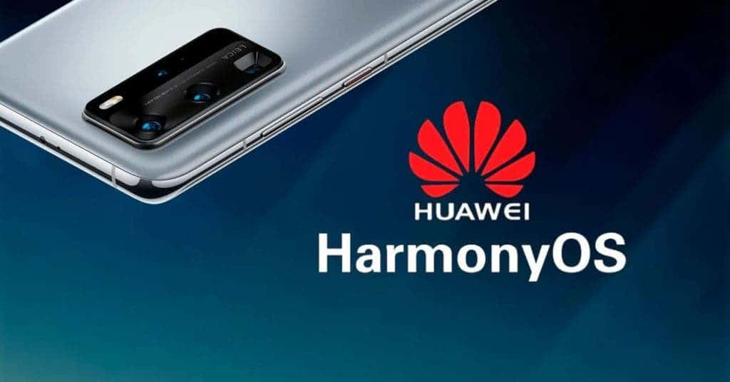 Huawei P50 is the first smartphone to arrive with HarmonyOS out of the box - Gizchina.com
