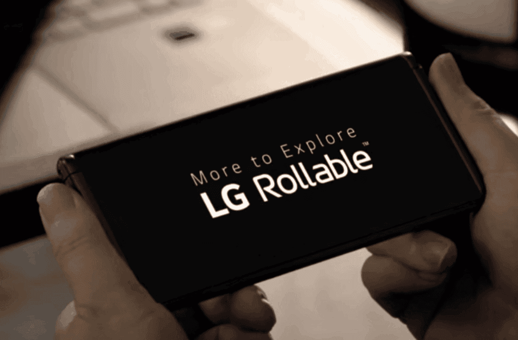 Lg rollable phone may come with a secondary screen