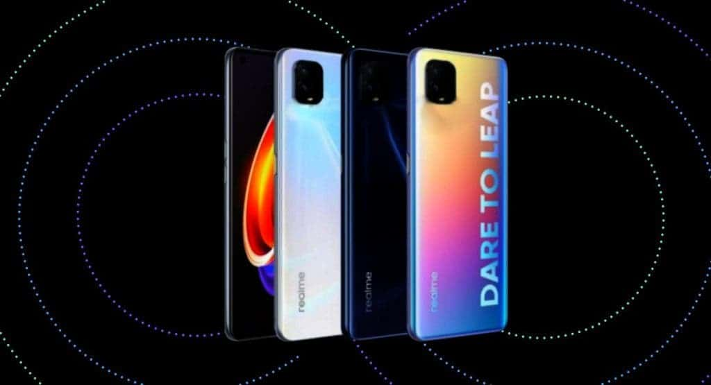 Realme 8 series to go official in Brazil after March 2 - Gizchina.com