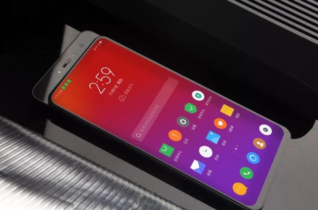 sliding full-screen phones