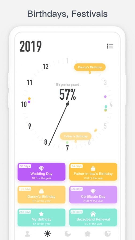 Time Arrow best free Android app