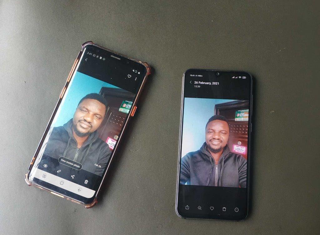 smartphones for selfies