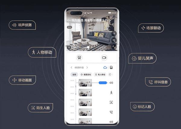 Huawei Puffin Smart Camera Pro