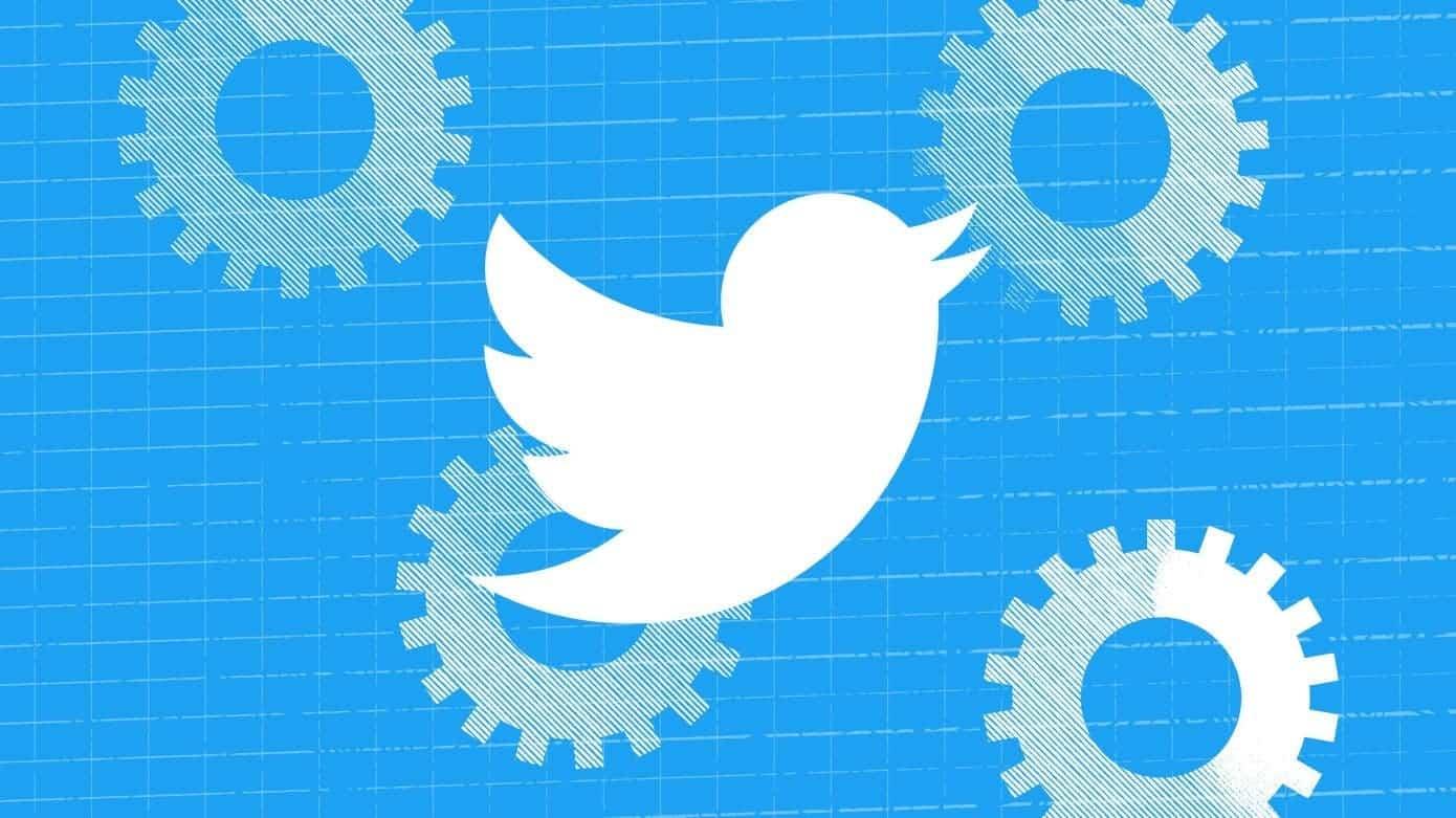 Twitter Google Cloud