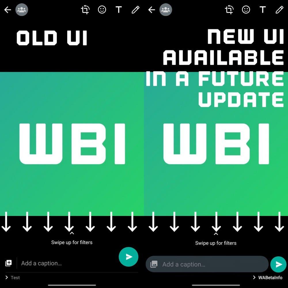 WhatsApp Menguji Tata Letak Baru di Android - Port