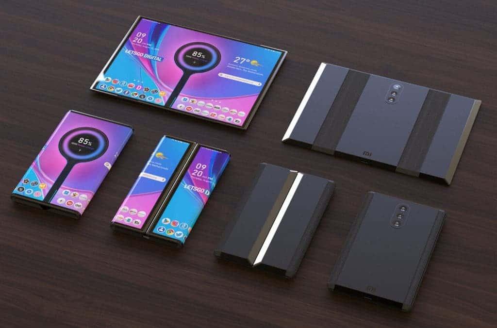 Xiaomi folding phone
