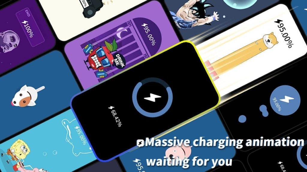 Pika! charging show - best free android apps and games