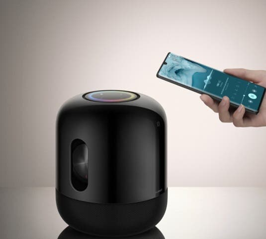 New Huawei Sound Pro Smart Speaker Will Hit The Market Soon