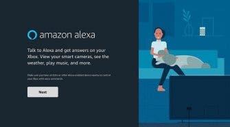 Amazon Alexa Microsoft Xbox