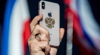 Apple Devices in Russia