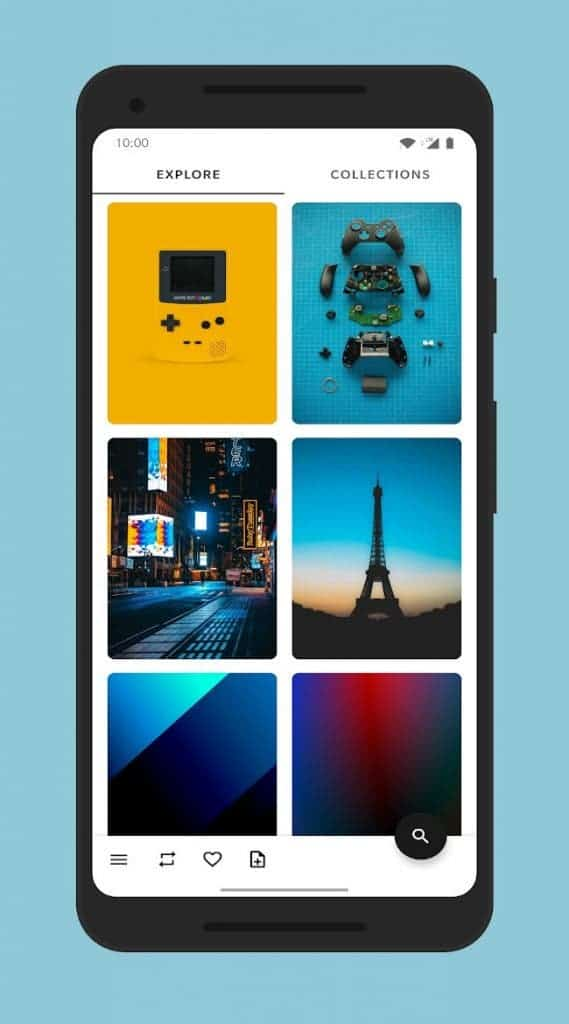 Walldrobe - best free Android apps