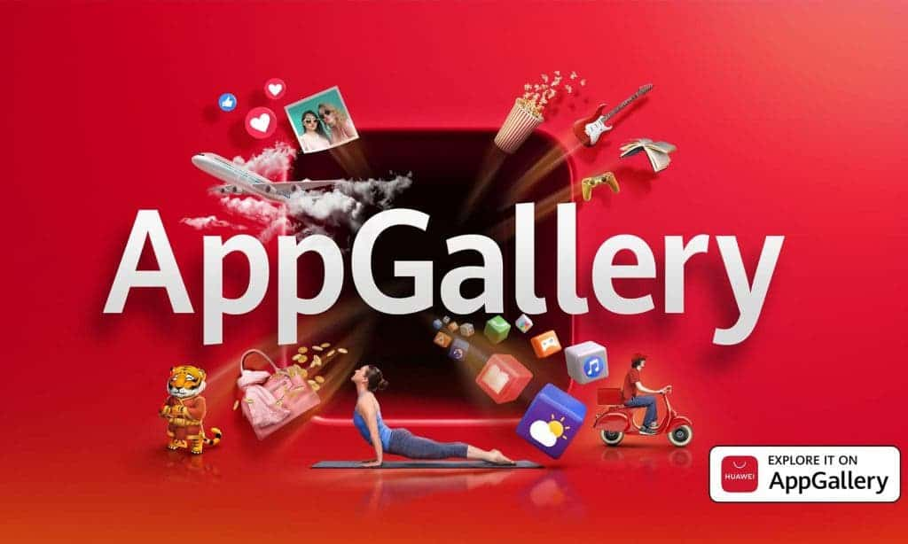 Huawei AppGallery has over 530 million active users