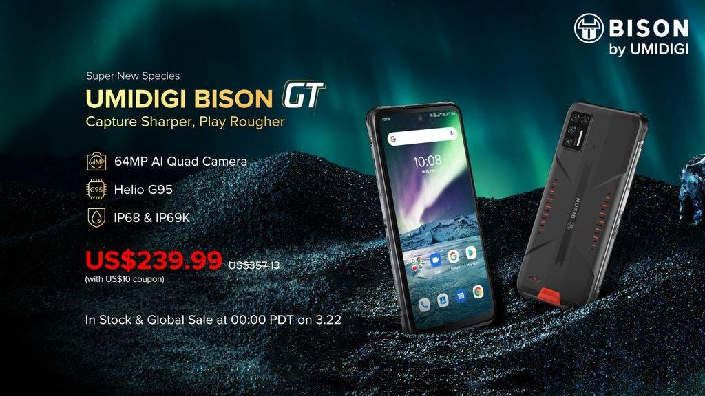 BISON GT