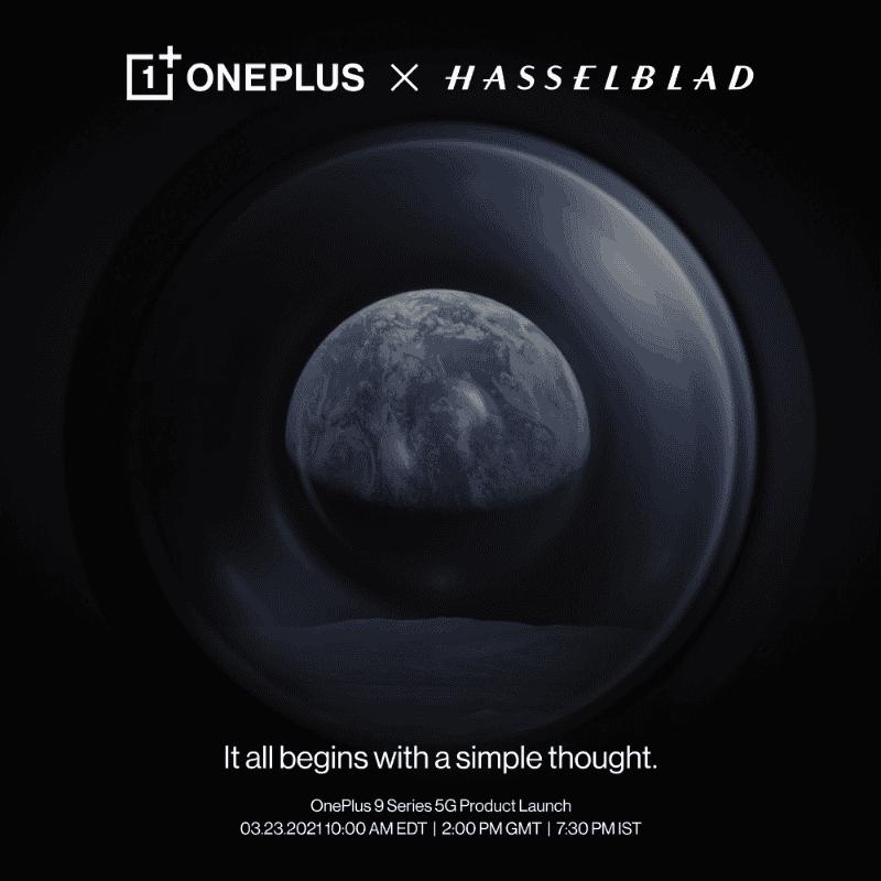 Serie OnePlus 9
