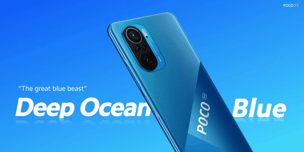 POCO F3 Announced: Snapdragon 870, E4 AMOLED Display & More
