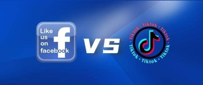 Facebook Vs Tiktok