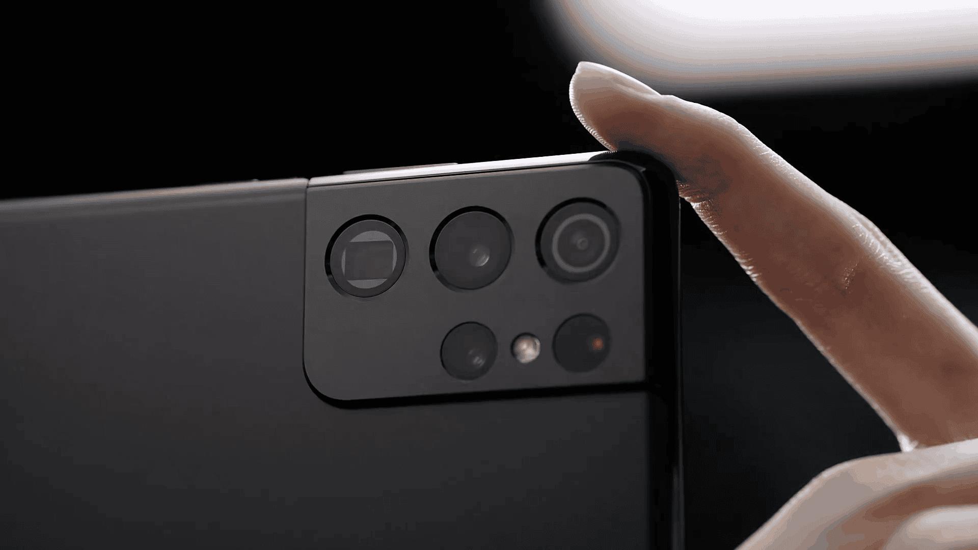 Galaxy S21 camera