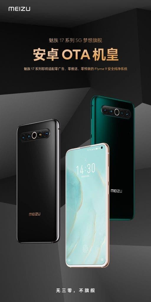 Meizu 18 series