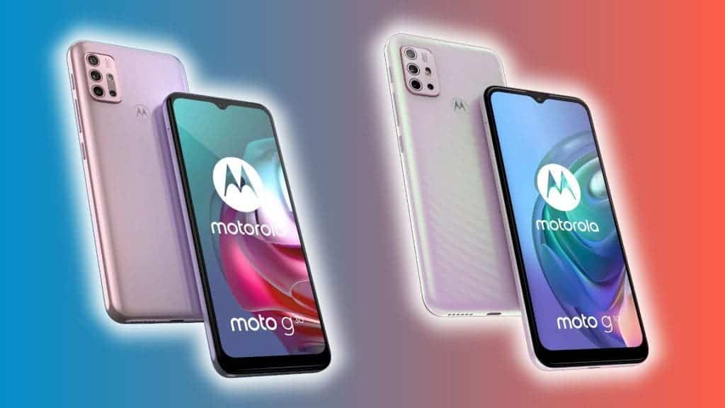 Moto G30 and Moto G10 Power will debut in India on March 9 - Gizchina.com
