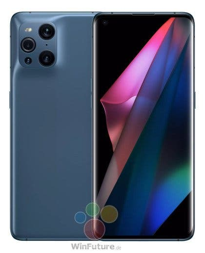 OPPO Find X3 Pro, X3 Neo, X3 Lite full specifications leaked