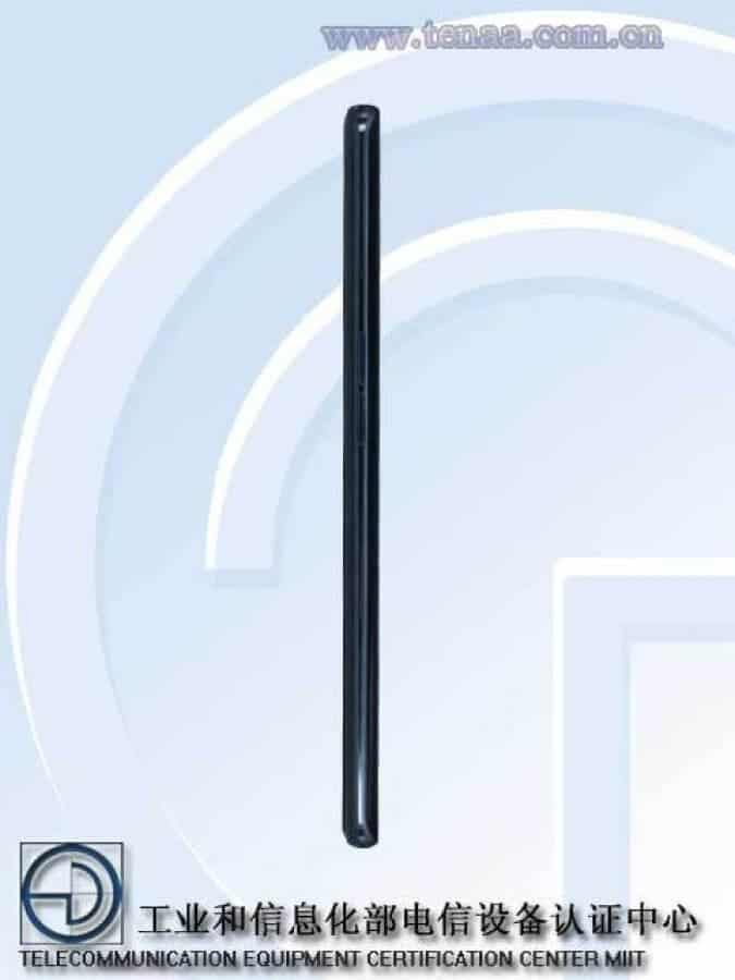 ريلمي اكس 9 برو Realme X9 Pro كشف صور وبعض المواصفات على منصة الاختبارات TENAA