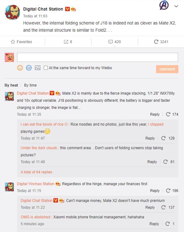 Xiaomi MIX 4 Pro Max