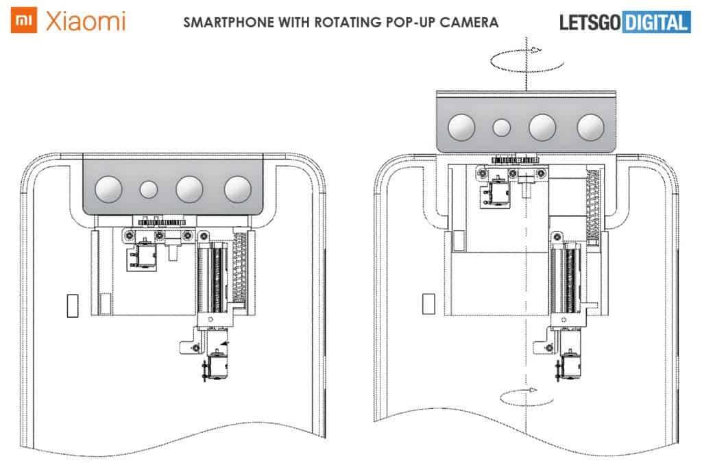 flip-up design
