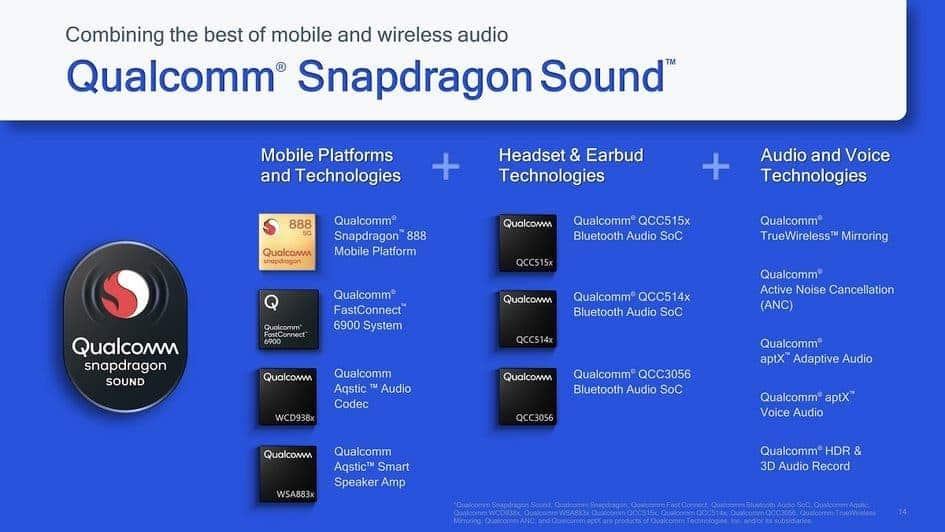 Snapdragon Sound