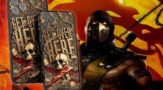 Mortal Kombat iPhone 12 Pro
