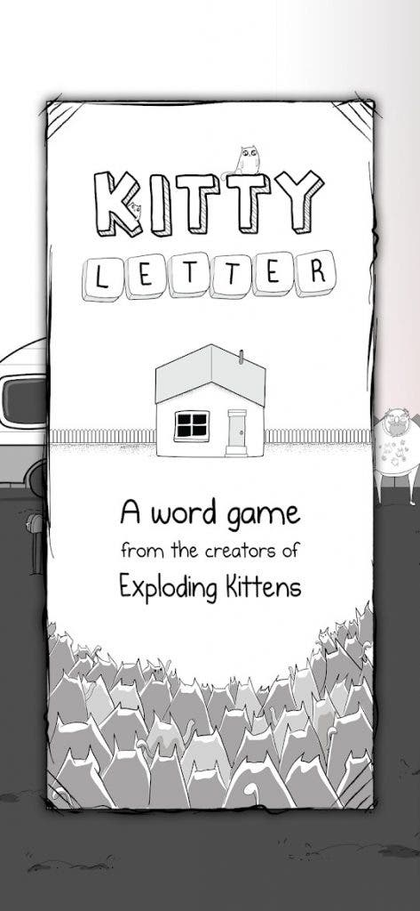 Kitty Letter - best free android apps and games