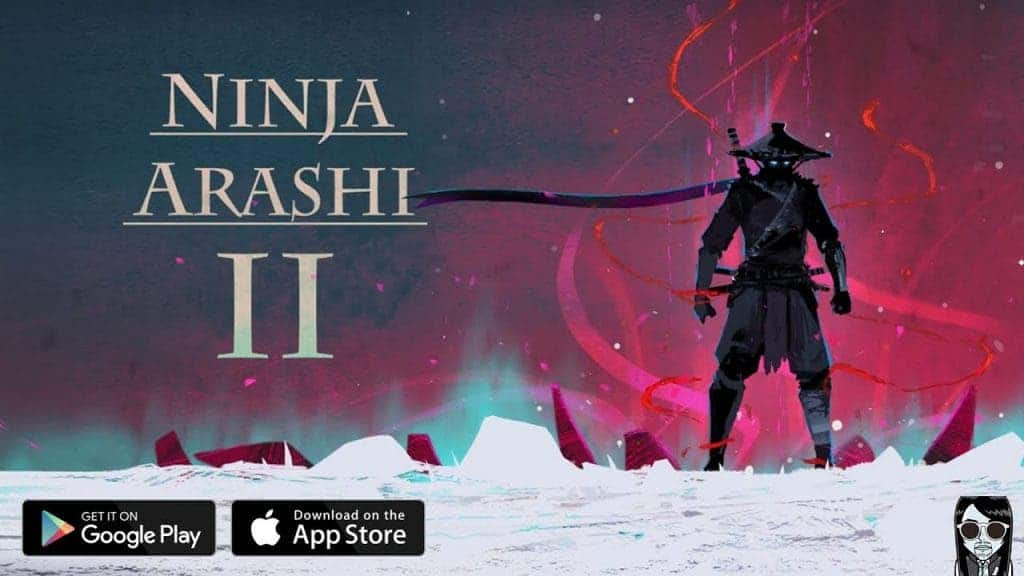 Ninja Arashi 2 - best free Android apps