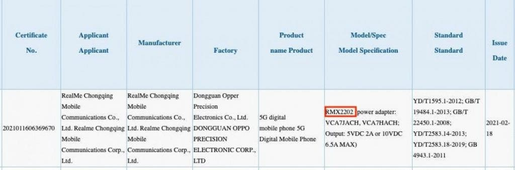 Realme 8 Pro (RMX3081)