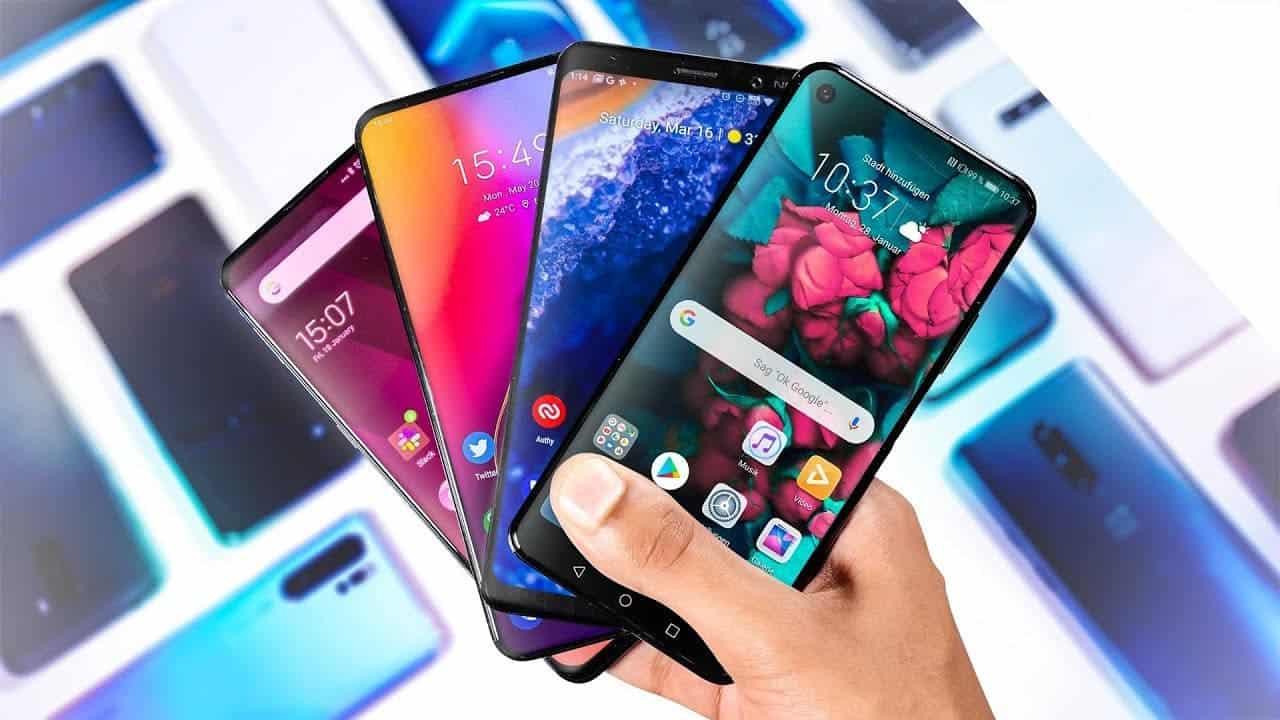 Top 10 phones 2021